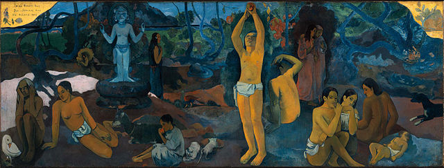 Paul Gauguin - D'ou venons-nous