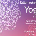 Taller-retiro de Yoga clásico en Murcia dic 2016