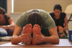 retiro-taller primavera Yoga clásico Granada