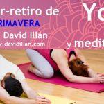 Retiro-taller primavera Yoga clásico en Granada