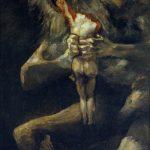 Sade Sati: Saturno comiendo a su hijo